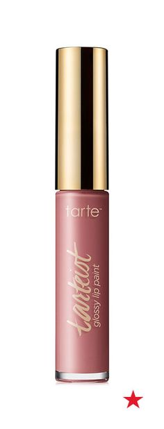 Summer lips are all about the gloss without the stickiness. Enter: tarte tarteist glossy lip paint. This highly- pigmented formula conditions lips in a luxurious, lacquer texture.
