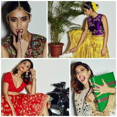 Sneakers with your wedding outfit? Ileana D'Cruz is every new age bride, as she breaks stereotypes