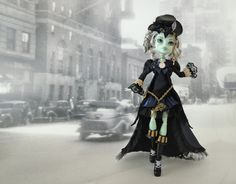 Monster High clothes outfit  pirate & steampunk set by JonnaJonzon, $35.00
