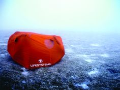 Lifesystems survival shelter. An essential item of safety equipment for any outdoor activity, survival shelters are now increasingly used by mountain rescue teams, outdoor centres, hiking clubs and youth groups. Originally designed as lightweight emergency shelters, they create a surprisingly warm and sheltered internal microclimate.