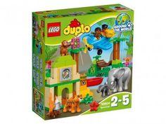 LEGO DUPLO 10804 džungle | Multitoys.cz