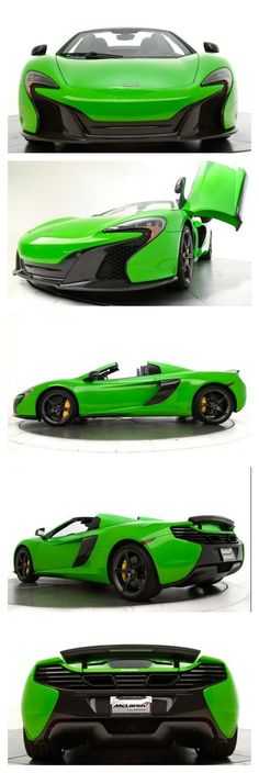 The 2015 McLaren 650S as you've never seen it before #AutoAwesome