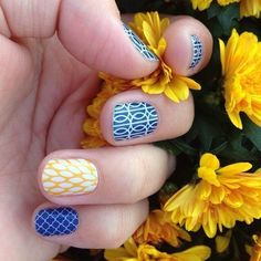JAMBERRY NAIL WRAPS  Mad Mod HALF SHEET NEW Same Day Shipping #JAMBERRY