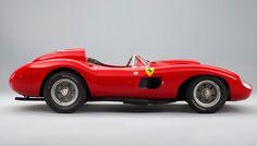 Cars - Ferrari 335 Sport Scaglietti : adjugée à 32 M€, record absolu ! - http://lesvoitures.fr/ferrari-335-sport-scaglietti-adjugee-a-32-me-record-absolu/