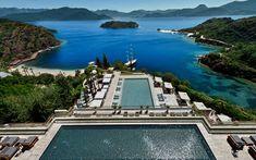 D-Hotel Maris #Mugla #Turkei #Luxury #Travel #Hotels #DHotelMaris