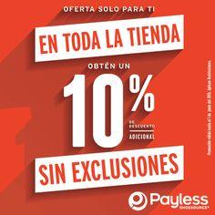 Payless oferta solo para ti!!! en Alamedas Centro Comercial #SiempreContigo