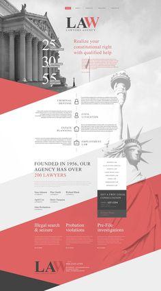 Law Firm Responsive Website Template #58753 www.templatemonst...                                                                                                                                                                                 More
