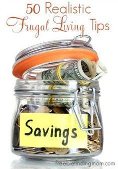 50 Realistic Frugal