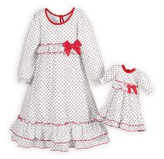 Robe 17 99 Our Beautiful Brylee Girls Christmas