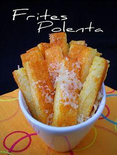 Pourquoi se priver quand c'est bon et léger?: Frites de polenta (3.5 pts ww)