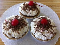 Mini Cappuccino Cream.  If you love a latte you will surely love this one!