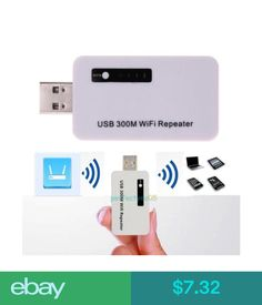 $7.32 - Usb 2.4Ghz 300M Wifi Wlan Range Extender Wireless Repeater Router Signal Booster #ebay #Electronics Wireless Lan, Wifi, Usb Flash Drive, Electronics, Range, Ebay, Products, Cookers, Consumer Electronics