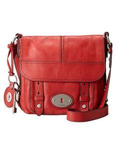 Fossil Handbag, Maddox Flap
