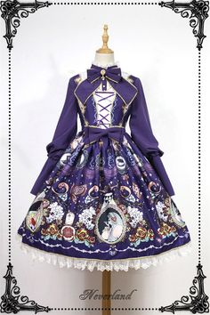 New [-✂-Customizable Lolita Dresses-✂-] from Neverland Lolita