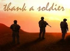 About Thank A Soldier  Please check out the associated website:   http://www.thankasoldier.net   Blog Page : http://tasmonthly.blogspot.com/2011/12/thank-soldier-new-direction.html   Twitter: http://www.twitter.com/thankasoldier   Email : info@thankasoldier.net    Canadian, American, British, Australian and all soldiers who are members of the Coalition efforts, we just want to say thank you!    2. Our thoughts go out to those who have lost loved ones who served and made the ultimate…