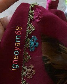 #iğne #igneoyası #igne #igneoyasi #iğneoyası #igneoyalarim #igneoyalari #igneoyasimodelleri #elemeği #elemegigoznuru #elemegi #elemeğim… Needle Tatting Patterns, Needle Lace, Bargello, Filet Crochet, Baby Knitting Patterns, Alexander Mcqueen Scarf, Needlework, Diy And Crafts, Monogram