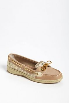 Sperry Top-Sider(R) 'Angelfish' Boat Shoe