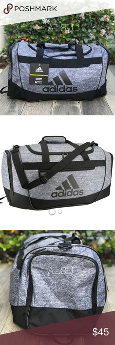 d988f1d626fa71 Shop Men's adidas Black Gray size OS Backpacks at a discounted price at  Poshmark. Price is firm!