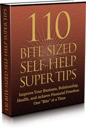 """""""Discover How You Can Improve Your Relationship, Enjoy a Kick Butt Career & Skyrocket Your Wealth Starting Today - One 'Bite' At A Time... GUARANTEED!"""""""