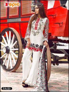 Kameez Salwar Indian Designer Suit Pakistani Bollywood Ethnic Anarkali Dress New #TanishiFashion