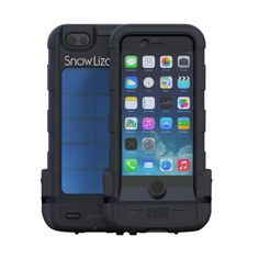 Waterproof iPhone 6/6S Battery SLXtreme Case – Snow Lizard Products