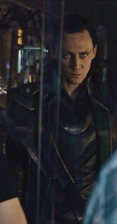 Tom Hiddleston as Loki - Look at those beautiful eyes!