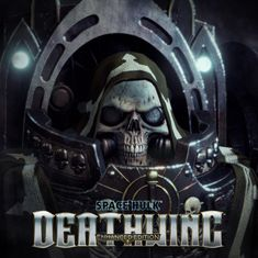 """Interrogator Chaplain for the game Space Hulk Deathwing. I had a real blast to work on this character. I've done the model, high and low poly, in ZBrush and and the textures in Substance painter. Renders in Unreal Engine """"clay"""" Space Hulk Deathwing, Unreal Engine, Zbrush, Warhammer 40k, Darth Vader, Models, Fictional Characters, Templates, Warhammer 40000"""