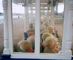 Martin Parr GB. England. Dorset. Weymouth. 1990.                                                                                                                                                                                 More
