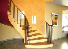 Architectural Stairs and Products  #stairs Pinned by www.modlar.com