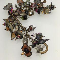 art Jewlery Shrink plastic Julie Haymaker Thompson