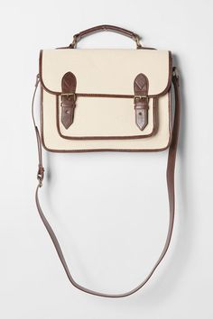 URBAN OUTFITTERS /// I bought this bag a while ago... awesome bag... downside - if the back rubs onto your jeans it gets stained.