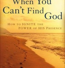 Free Kindle Book: When You Can't Find God by Linda Evans Shepherd (with NOOK link)