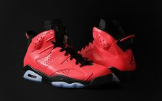 size 40 f66ef 5d680 jordan 6 infrared 23  womenwhowearjordans Jordans 2014, Air Jordans,  Popular Sneakers, Sneaker