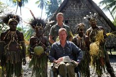BBC presenter Benedict Allen vanishes in remote jungle searching for lost tribe of headhunters - Mirror Online