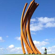 Sculpture at Gibbs Farm NZ