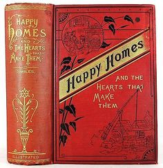 1882-ANTIQUE-VICTORIAN-ETIQUETTE-BOOK-HOME-COOKING-MARRIAGE-SUCCESS-WORK-MONEY