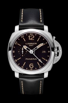 沛納海 (Panerai) [NEW] Luminor 1950 3 Days GMT 24H PAM 531 (Retail:HK$70,700) ~ SPECIAL OFFER: HK$49,900.