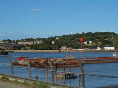The river medway at Chatham