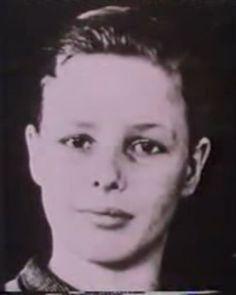 Young Marlon Brando in 1936
