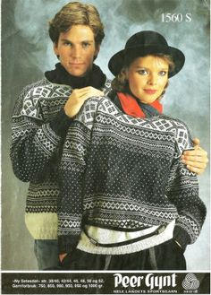 Setesdal ny 1560 S Norwegian Knitting, Knitting Stitches, Knit Patterns, Knitting Projects, Norway, Arts And Crafts, Pullover, Inspiration, Sweaters