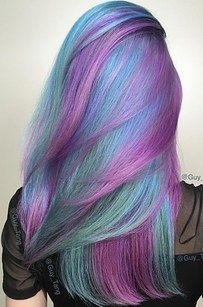Todo mundo já viu fotos maravilhosas de cabelos de sereia no Instagram, mas você…