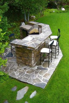 flagstone-countertop-landscape-contemporary-with-rotisserie.jpg (660×990)