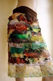 Image result for wearable art clothing
