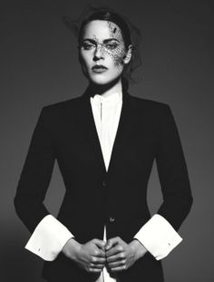 Antje Traue - Interview Magazine