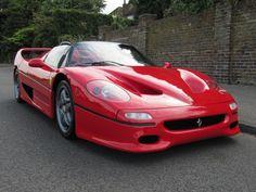 #Throwback #Ferrari #F50 #Romansinternational