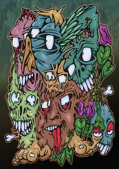 Driponmyfeet by brewsterart.deviantart.com on @deviantART