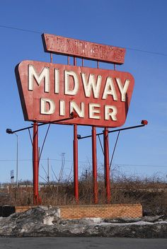 Midway Diner....Midway, Pennsylvania  Been here several times..
