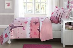 Fancy Linen 3pc Twin Size Bedspread Coverlet Reversible P... https://www.amazon.com/dp/B076DK9CJB/ref=cm_sw_r_pi_dp_x_gdVdAbX3242HX