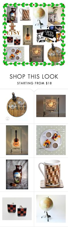 Gift Guide for Him by glowblocks on Polyvore featuring interior, interiors, interior design, home, home decor, interior decorating and Gemelli