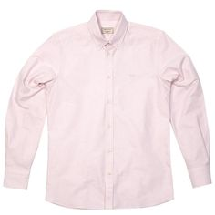 Maison Kitsune Classic B.D. Oxford Shirt (Pink) GBP175